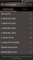 Internet Radio - Local stations