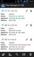 JReader Google Reader and RSS Filter Manager