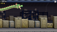 Jetpack Joyride - Cool power ups to collect