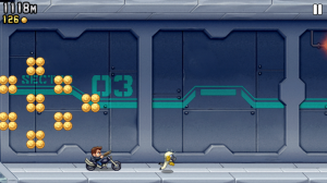 Jetpack Joyride - Cool vehicles