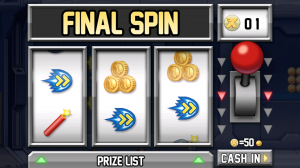 Jetpack Joyride - Spin for bonuses