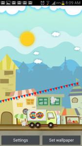 My Little Town Live Wallpaper 3
