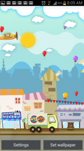 My Little Town Live Wallpaper 5