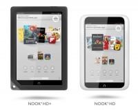 NOOK HD+ and NOOK HD
