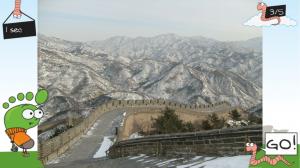 Phooter 2 - Great wall of China