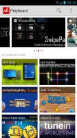 Playboard - Dashboard