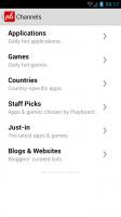 Playboard - Search channels