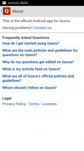 Quora About