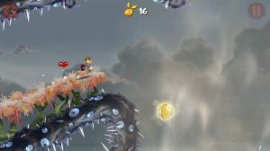 Rayman Jungle Run - Example gameplay (7)