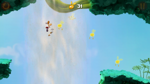 Rayman Jungle Run - Example gameplay (8)