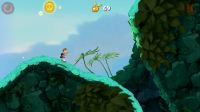 Rayman Jungle Run - Example gameplay (9)
