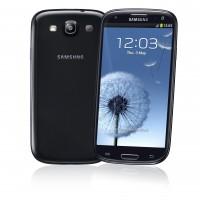 Samsung Galaxy S3 in Sapphire Black