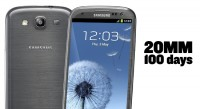 Samsung Galaxy S3 tips 20 million in sales in record 100 days