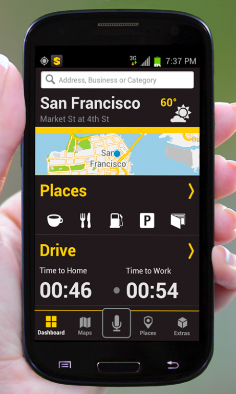 Scout, daily personal navigator, now available for Android & Ford cars