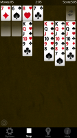 Solitaire - Automatic play