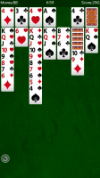 Solitaire - Game view 1