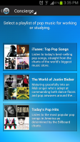 Songza Pop Music