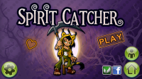 Spirit Catcher Start Screen