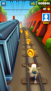 Subway Surfers - Gameplay (4)