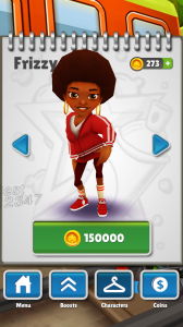 Subway Surfers - Lots of extra characters (2)