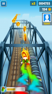 Subway Surfers - Paint jetpack