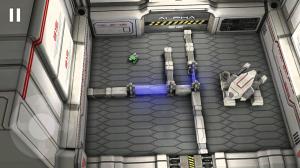 Tank Hero: Laser Wars - Early boss