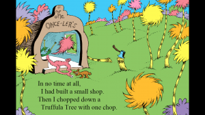 The Lorax - Example page 4