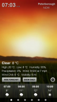 Weather HD - Hourly
