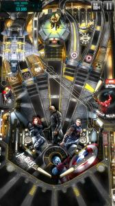 Zen Pinball THD Avengers Theme - Gameplay (1)