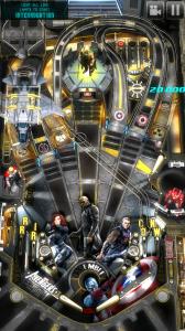 Zen Pinball THD Avengers Theme - Gameplay (2)