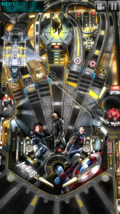 Zen Pinball THD Avengers Theme - Gameplay (4)