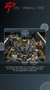 Zen Pinball THD Avengers Theme - Loading