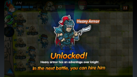 3 Kingdoms TD Defenders' Creed - New units unlock as you progress