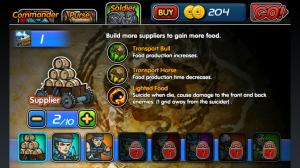 3 Kingdoms TD Defenders' Creed - Upgrades