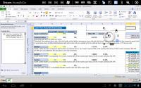 AccessToGo Spreadsheet