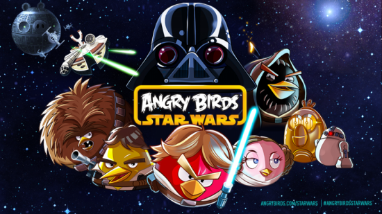 Sneak Peek at Angry Birds Star Wars [Video]