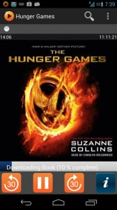 Audiobooks The Hunger Games