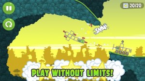 Bad Piggies Play Without Limits