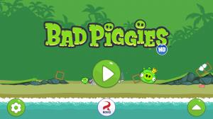 Bad Piggies Start