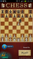 Chess Free Animated Start Screen
