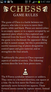 Chess Free Game Rules