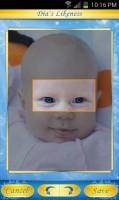 Dia's Likeness Lite - Crop baby's eyes