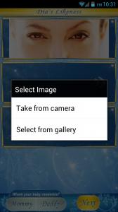 Dia's Likeness Lite - Take via camera or gallery