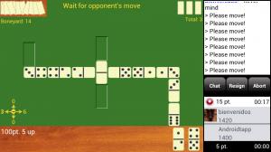 Dominoes GC 5 Up Gameplay 1