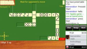 Dominoes GC 5 Up Gameplay 2