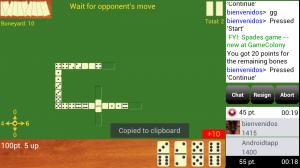 Dominoes GC 5 Up Gameplay 5
