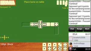 Dominoes GC Block Gameplay 1