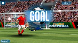 Fluid Football - Goal