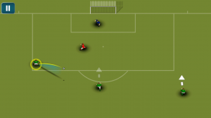 Fluid Football - Pass, run dribble and shoot your way to glory