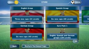 Fluid Football - Store